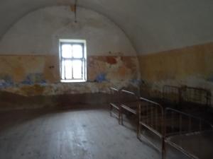 Prison hospital