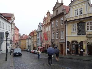 Street to Castle